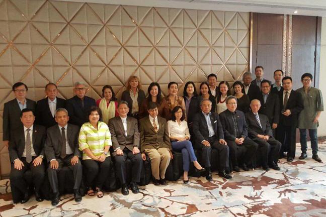 AHRA-ASEANTA Visits KL - May 21, 2017