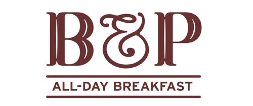 B & P ALL DAY BREAKFAST