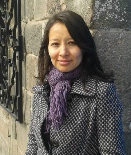 Margarita Medina Muller, Coordinadora de proyectos (Peru)