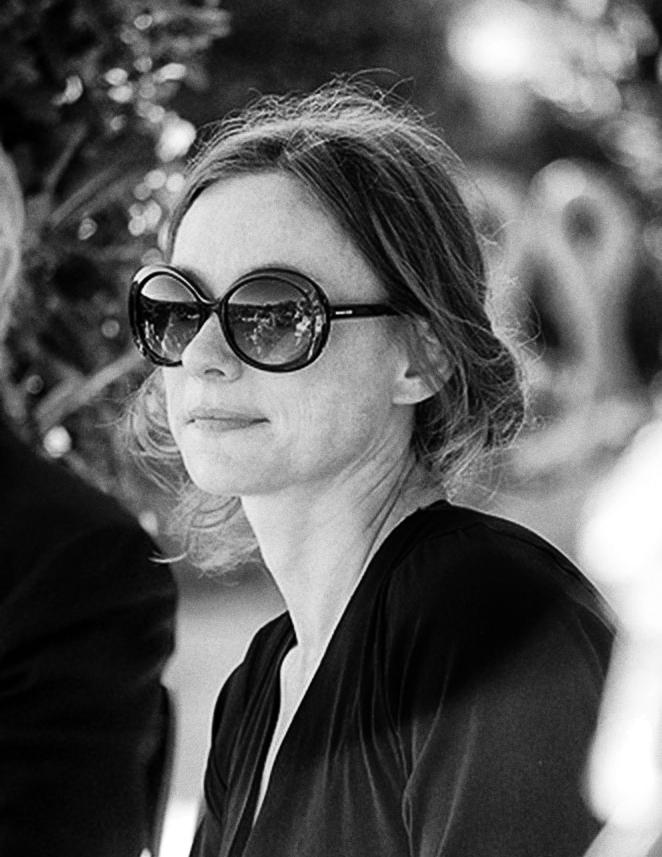 Emma Randle - Executive DIRECTOR