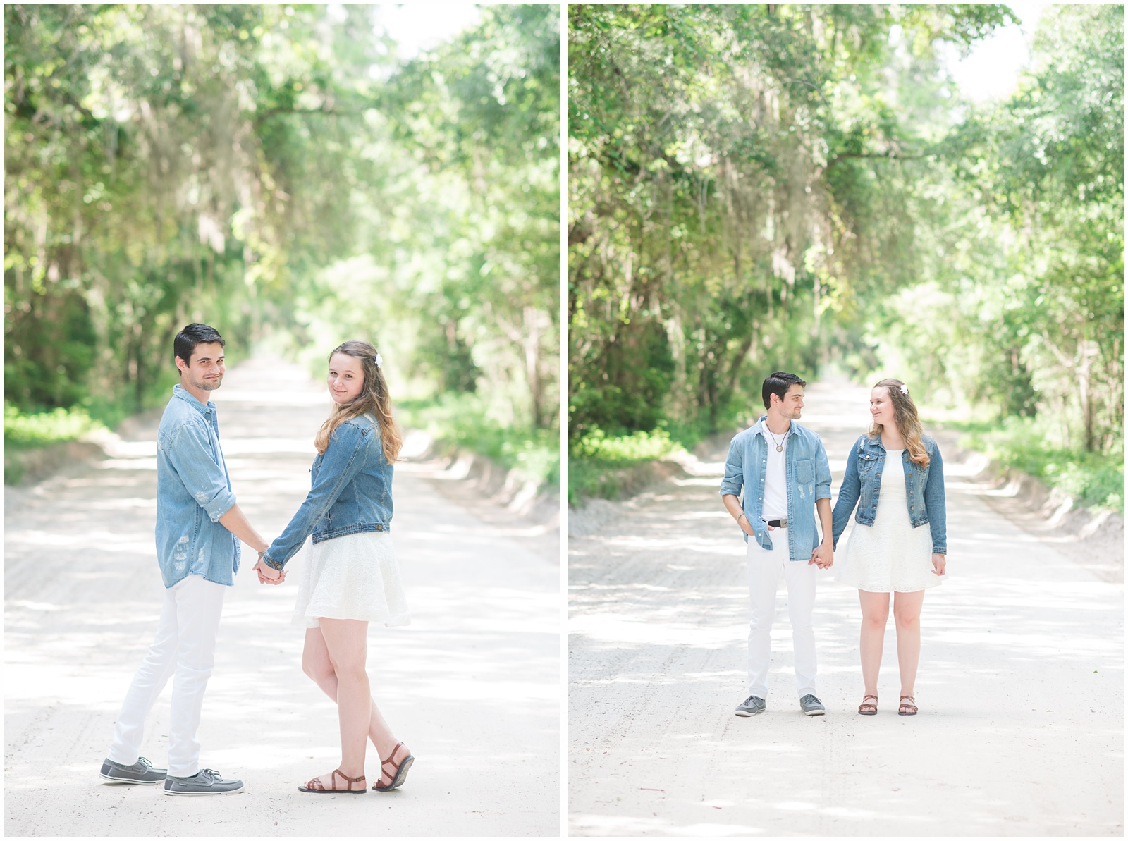 Fort White_Florida_Outdoor_Engagement_Portraits_1.jpg