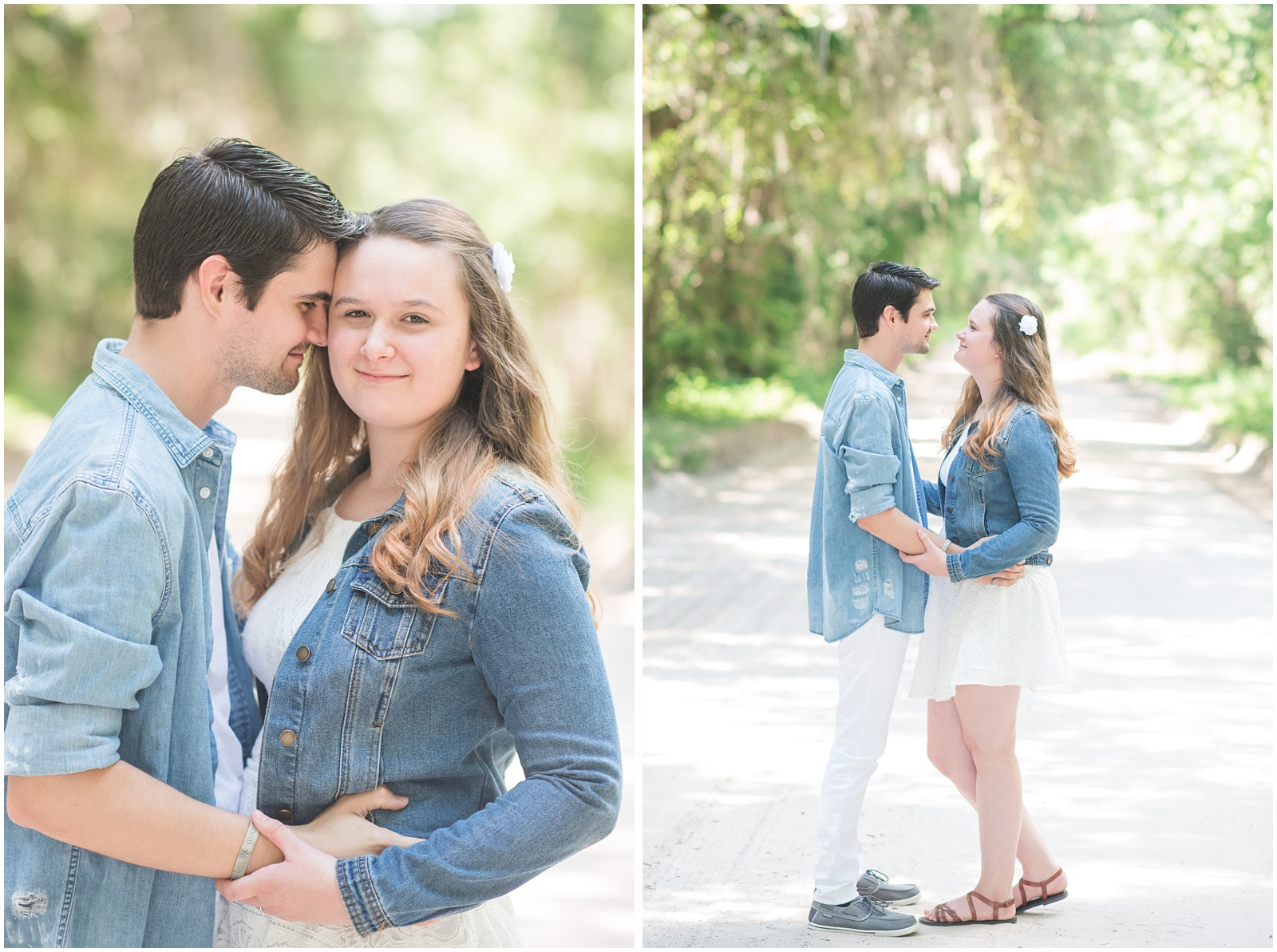 Fort White_Florida_Outdoor_Engagement_Portraits_3.jpg