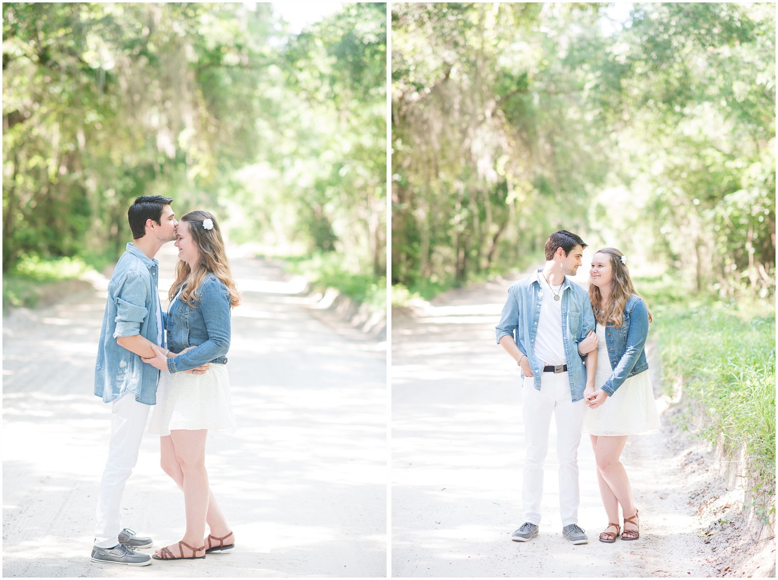 Fort White_Florida_Outdoor_Engagement_Portraits_7.jpg