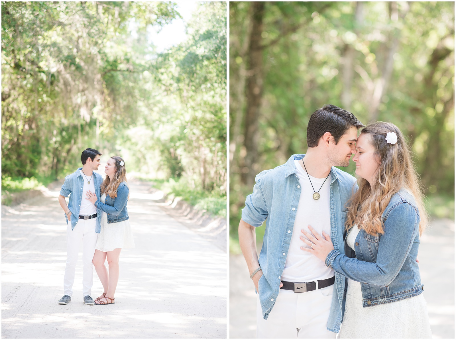 Fort White_Florida_Outdoor_Engagement_Portraits_11.jpg