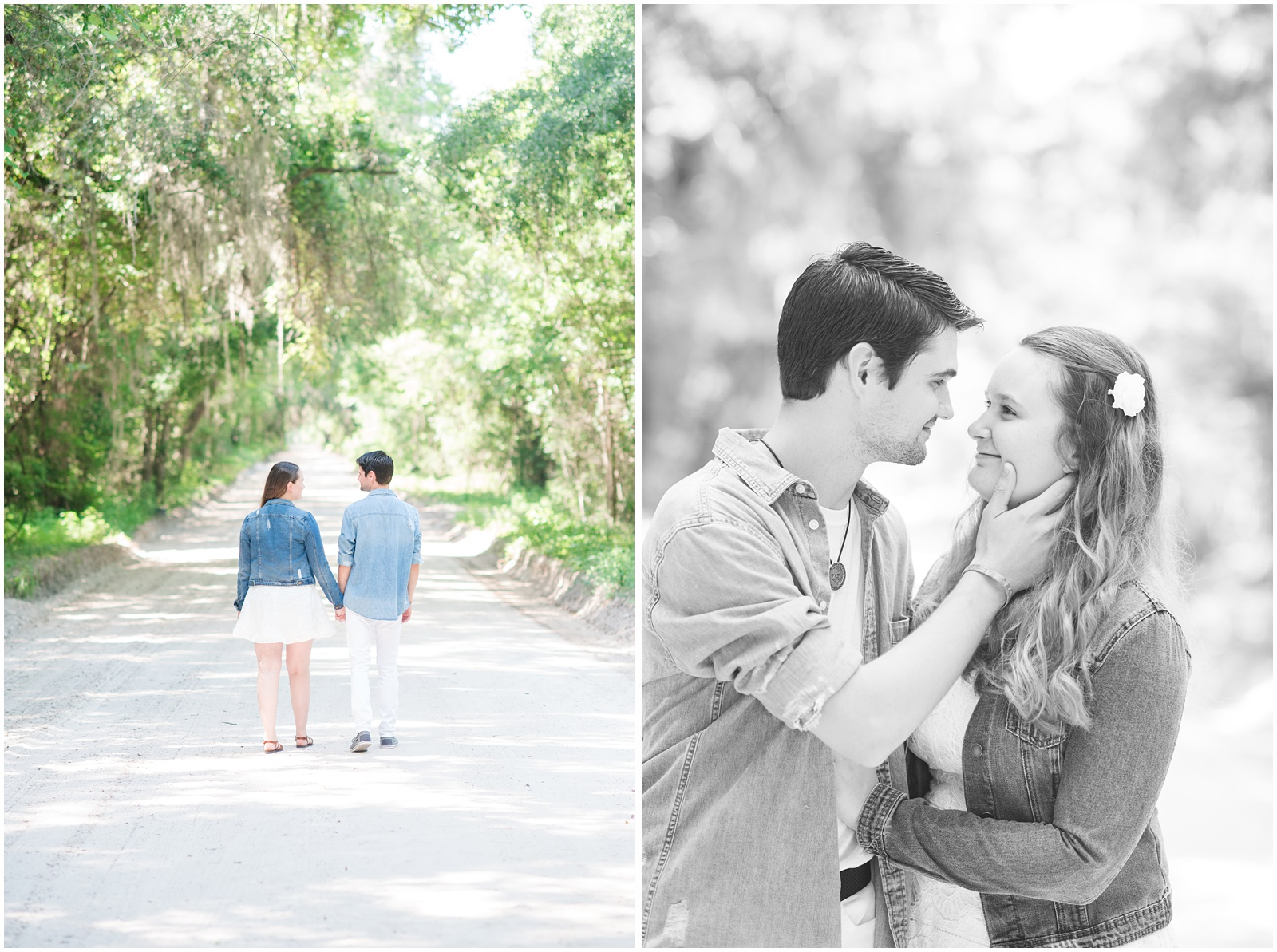 Fort White_Florida_Outdoor_Engagement_Portraits_15.jpg