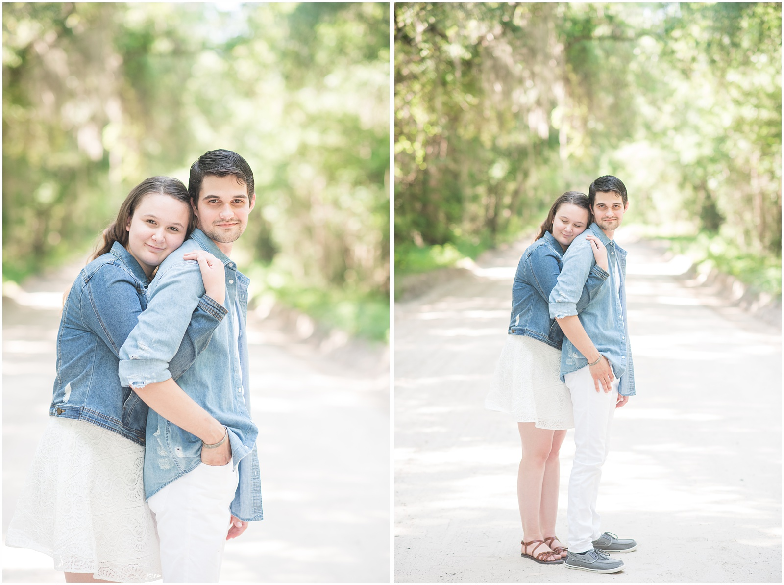 Fort White_Florida_Outdoor_Engagement_Portraits_18.jpg