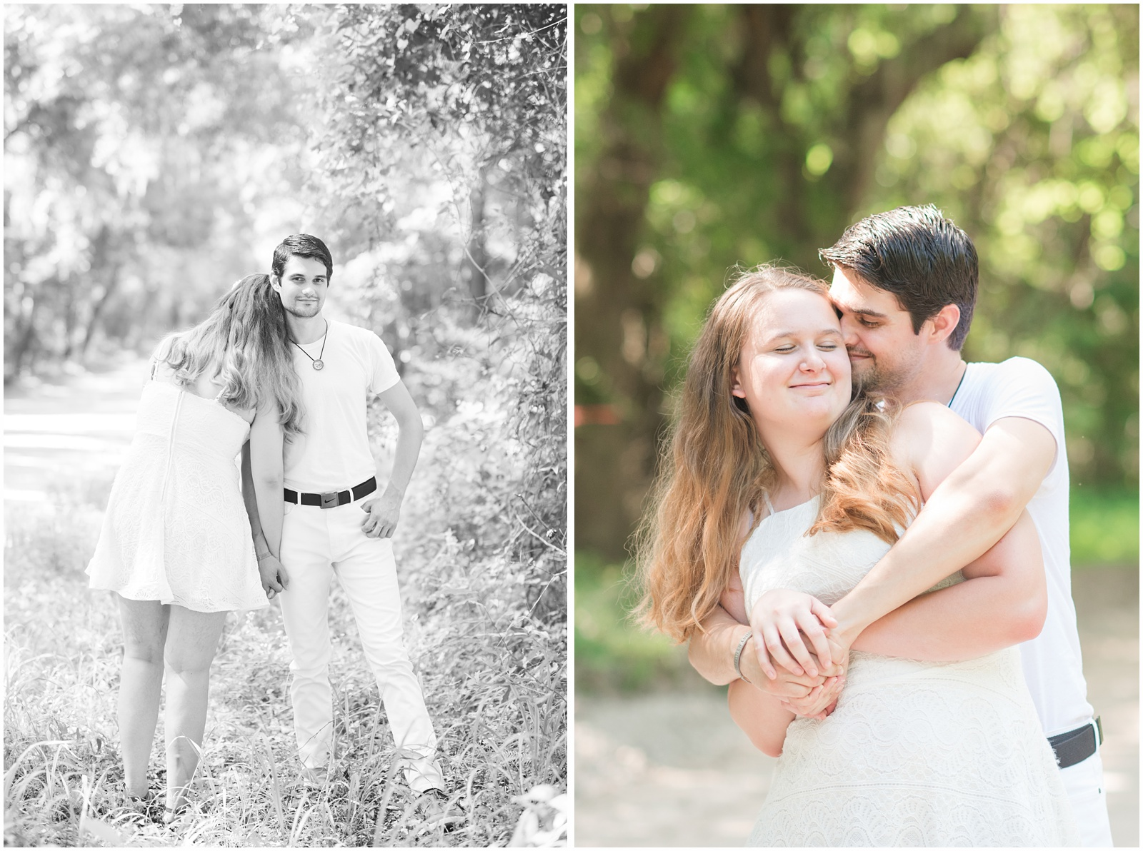 Fort White_Florida_Outdoor_Engagement_Portraits_22.jpg