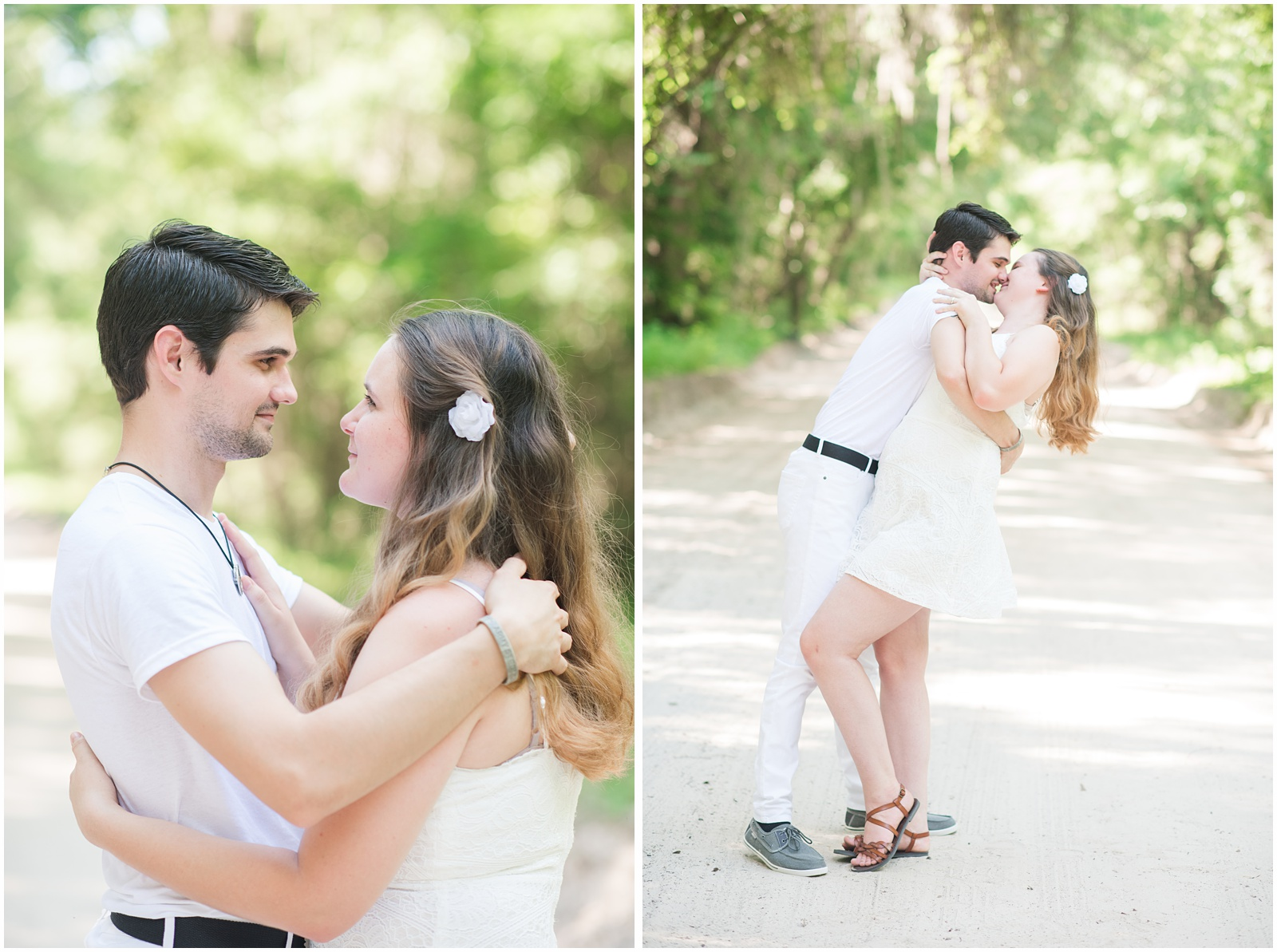 Fort White_Florida_Outdoor_Engagement_Portraits_26.jpg
