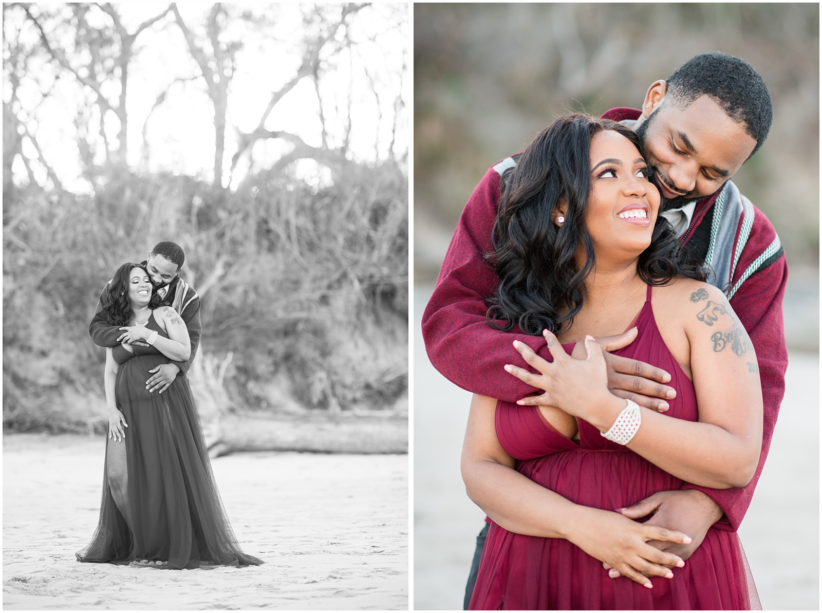 Big Talbot Island_Jacksonville_Florida_Beach_Couples_Portraits_15.jpg
