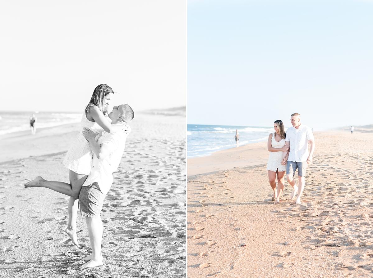 Guana Beach Preserve_Couple_Engagement Portraits_Sunset_Florida Beaches_13.jpg