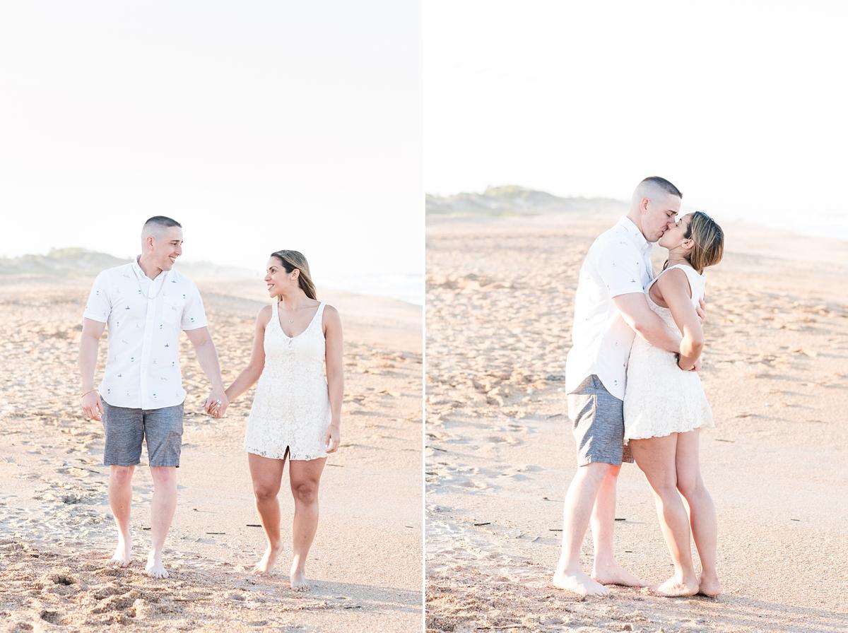 Guana Beach Preserve_Couple_Engagement Portraits_Sunset_Florida Beaches_16.jpg