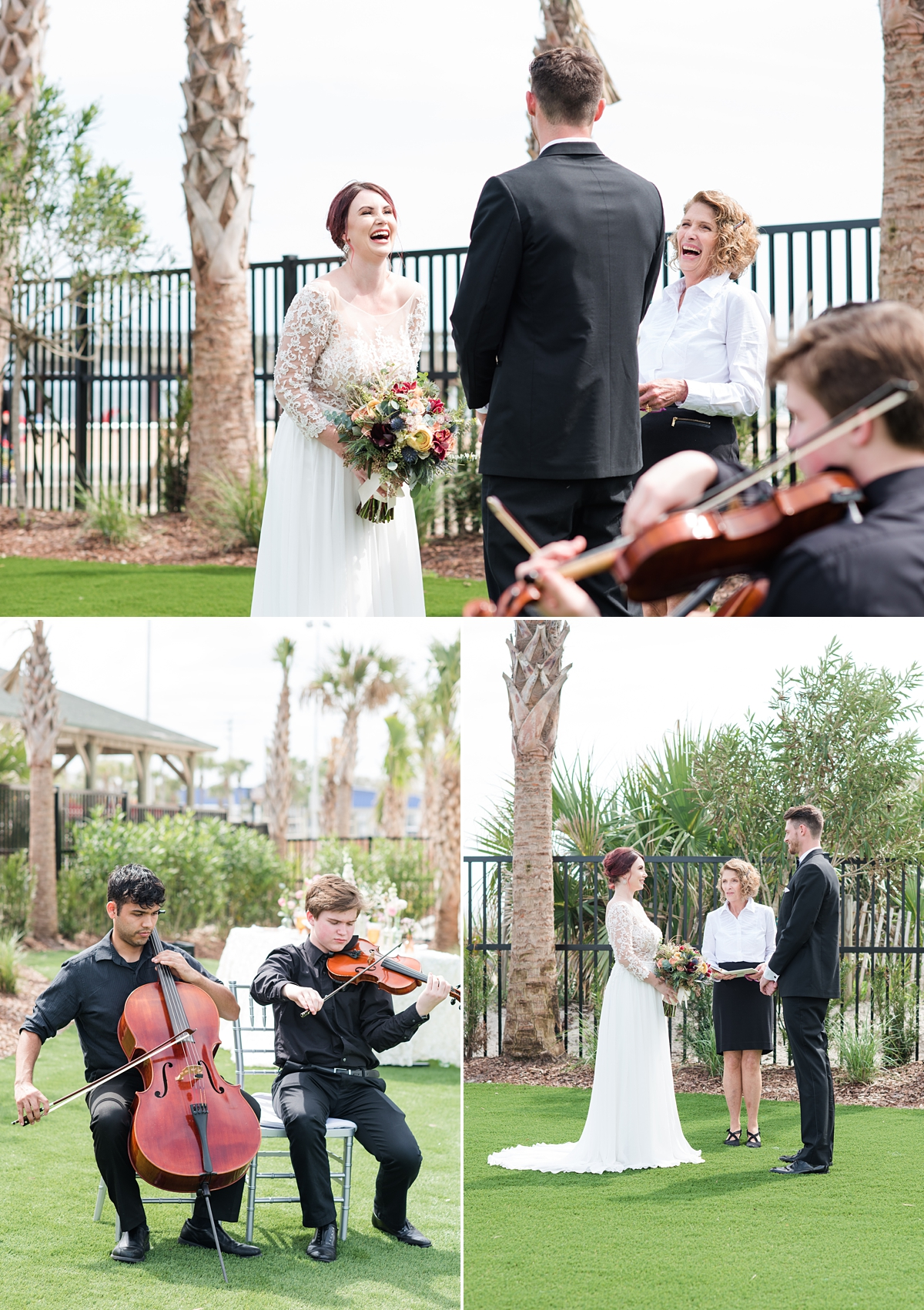 St Augustine Beach-Styled Wedding Session-Bride and Groom-Wedding Ceremony-Wedding Dress Inspiration-Musicians-3.jpg