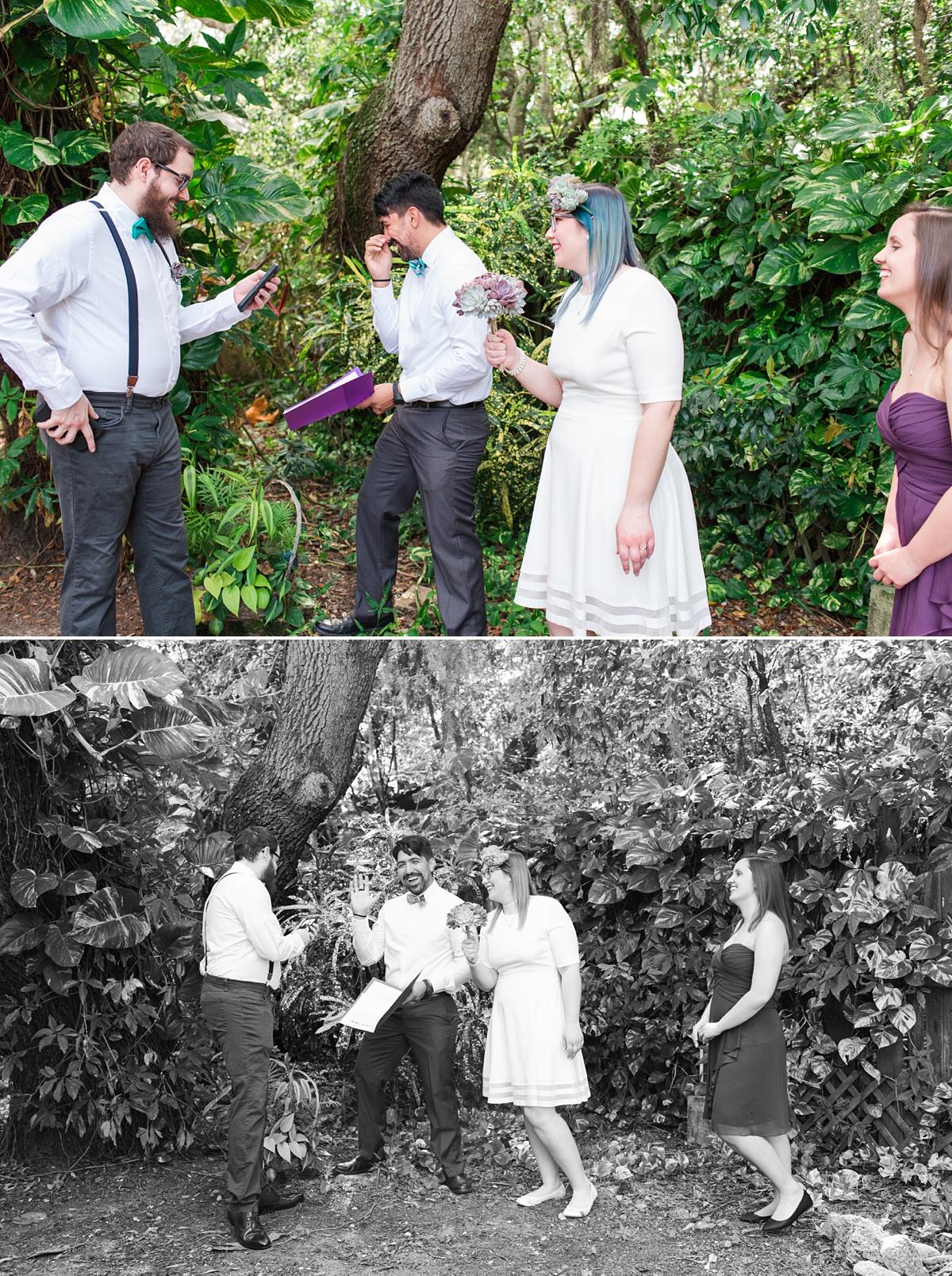 Titusville Florida Wedding_Elopement Photos_Blue Hair_Succulent Bouquet_Elopement Inspiration_6.jpg