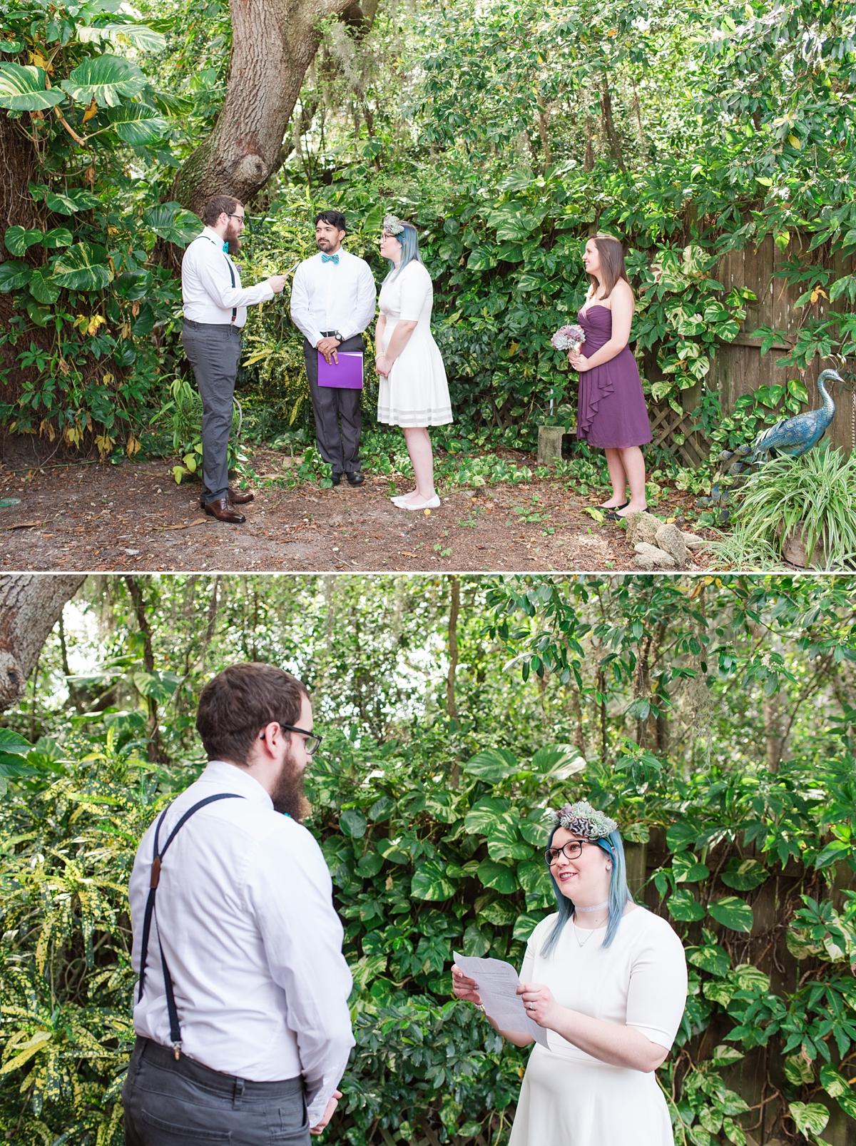 Titusville Florida Wedding_Elopement Photos_Blue Hair_Succulent Bouquet_Elopement Inspiration_9.jpg