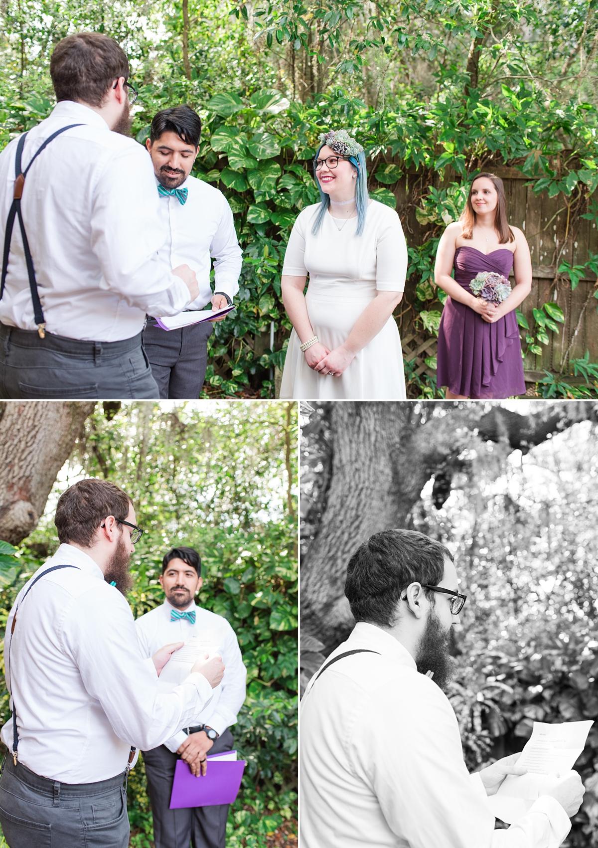 Titusville Florida Wedding_Elopement Photos_Blue Hair_Succulent Bouquet_Elopement Inspiration_8.jpg