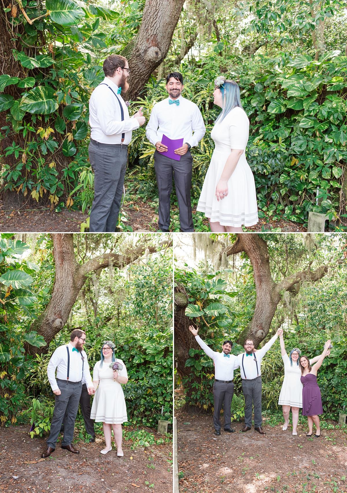 Titusville Florida Wedding_Elopement Photos_Blue Hair_Succulent Bouquet_Elopement Inspiration_12.jpg