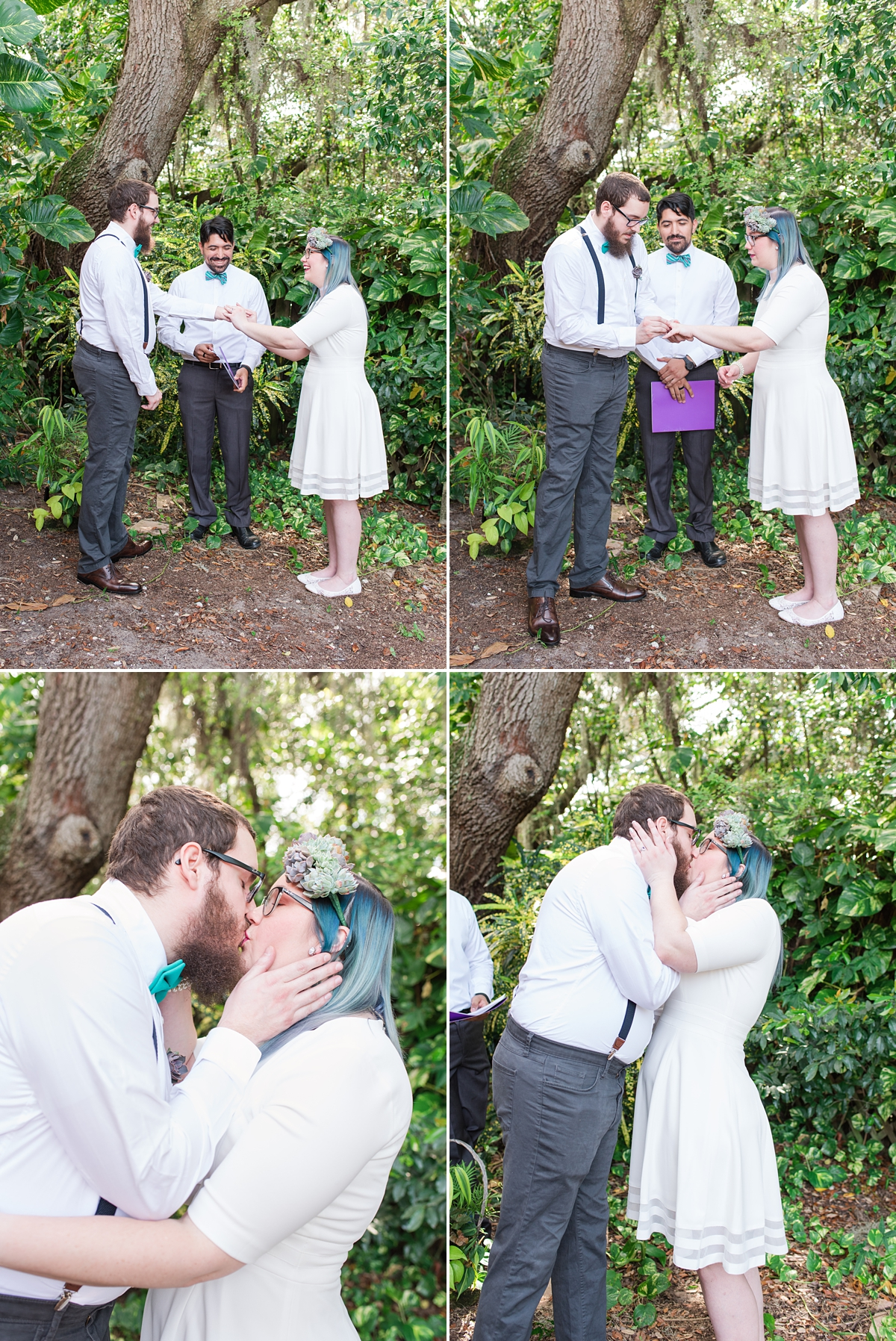 Titusville Florida Wedding_Elopement Photos_Blue Hair_Succulent Bouquet_Elopement Inspiration_11.jpg