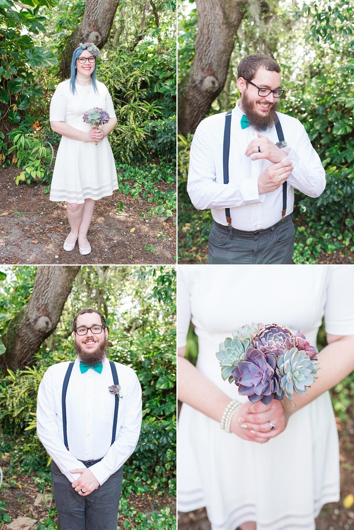Titusville Florida Wedding_Elopement Photos_Blue Hair_Succulent Bouquet_Elopement Inspiration_16.jpg