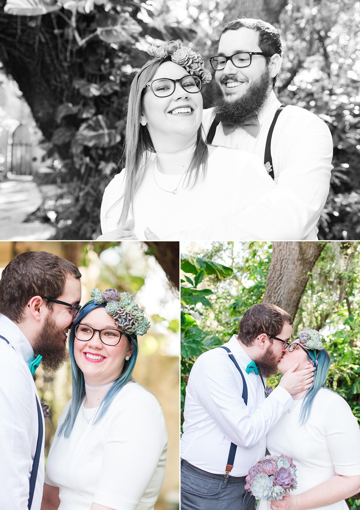 Titusville Florida Wedding_Elopement Photos_Blue Hair_Succulent Bouquet_Elopement Inspiration_19.jpg