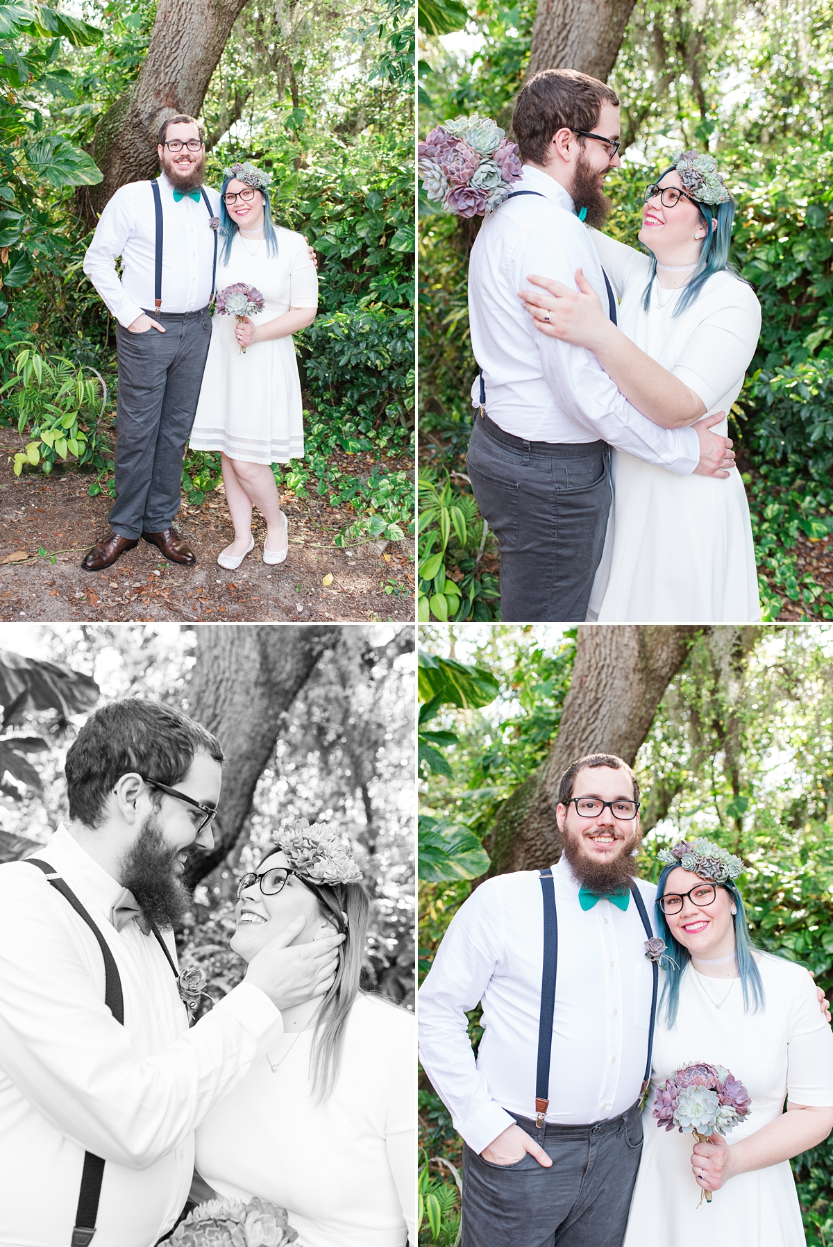 Titusville Florida Wedding_Elopement Photos_Blue Hair_Succulent Bouquet_Elopement Inspiration_18.jpg