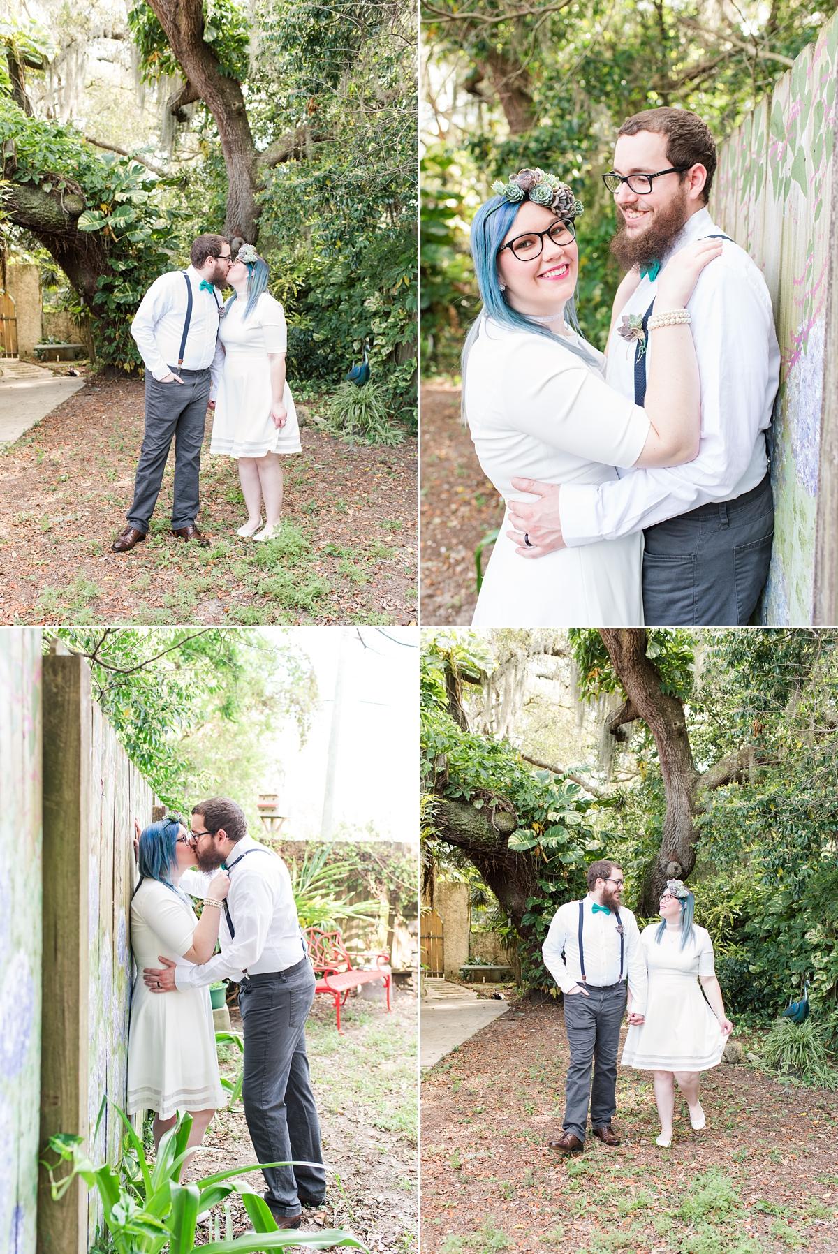 Titusville Florida Wedding_Elopement Photos_Blue Hair_Succulent Bouquet_Elopement Inspiration_21.jpg