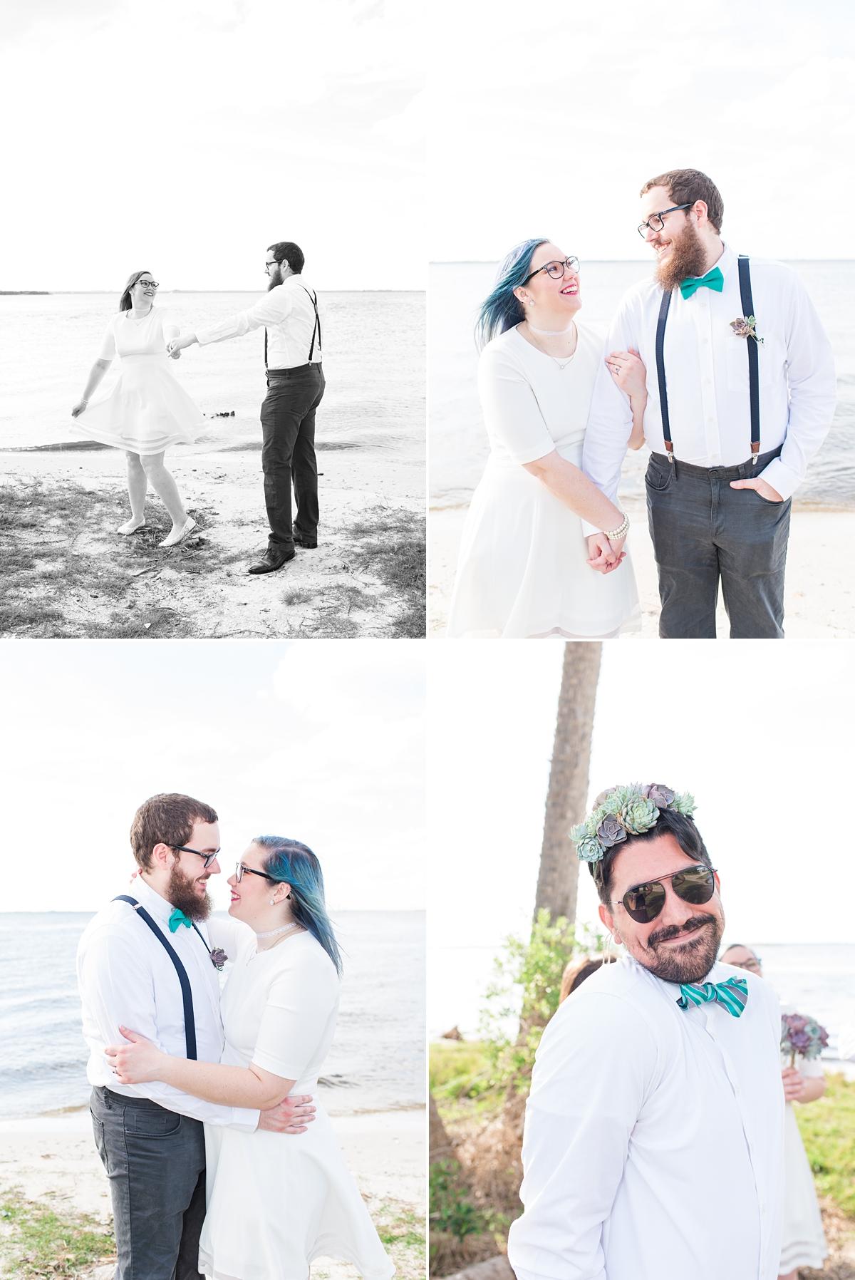 Titusville Florida Wedding_Elopement Photos_Blue Hair_Succulent Bouquet_Elopement Inspiration_26.jpg