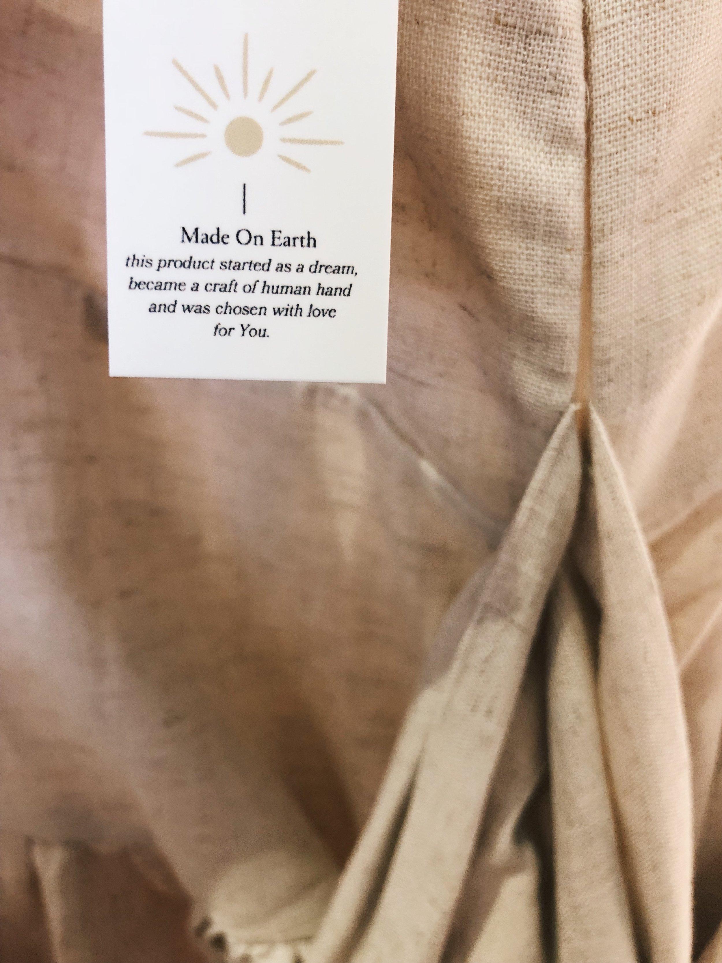 Blush and Bloo - Hang Tag Design