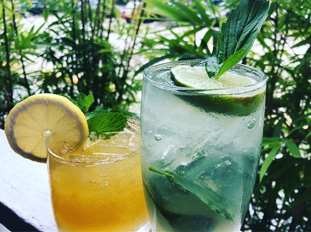 Check out #thirstythursday with happy hour prices all night! Half priced wine by the glass, beer, and well drinks! . . . #eatlocal #wherenolaeats #nolaeats #eaternola #bacdup #happyhour #craftcocktails #northshoreeats #covlove #covingtonla #drinklocal