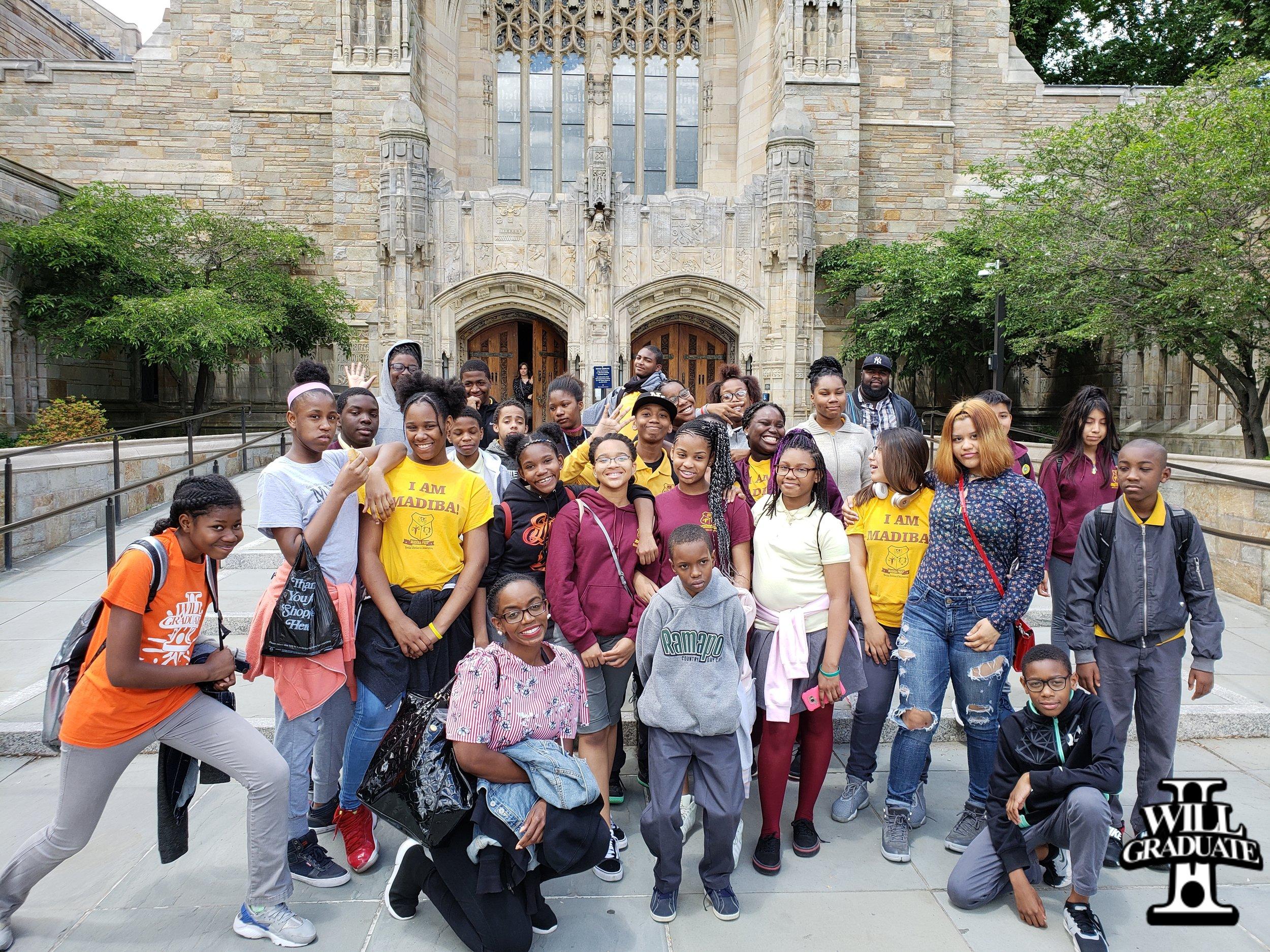 Madiba Prep Middle School Tours Yale University