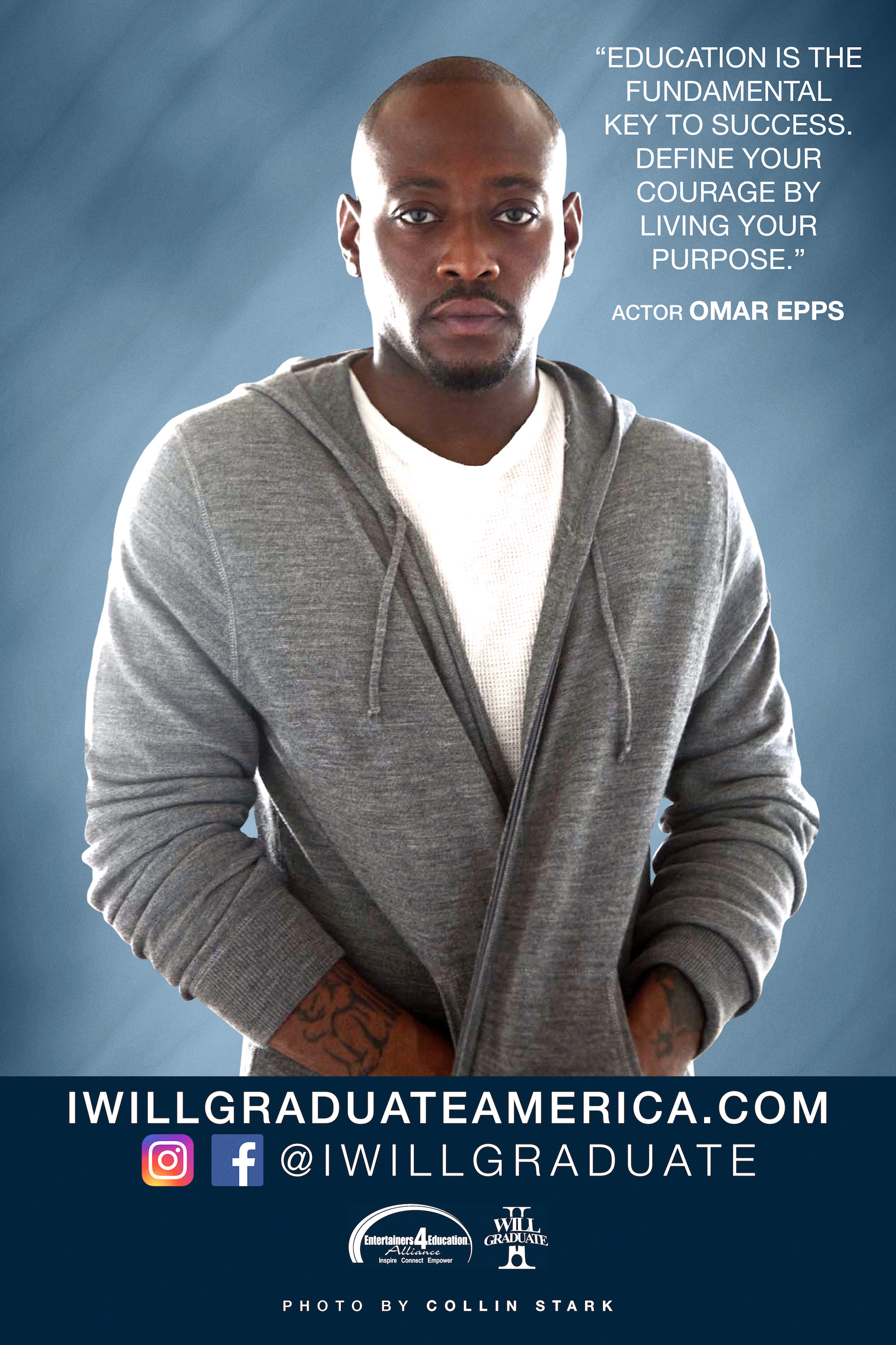 2019 I WILL GRADUATEPOSTER CAMPAIGN - Click link below to watch poster launch event.