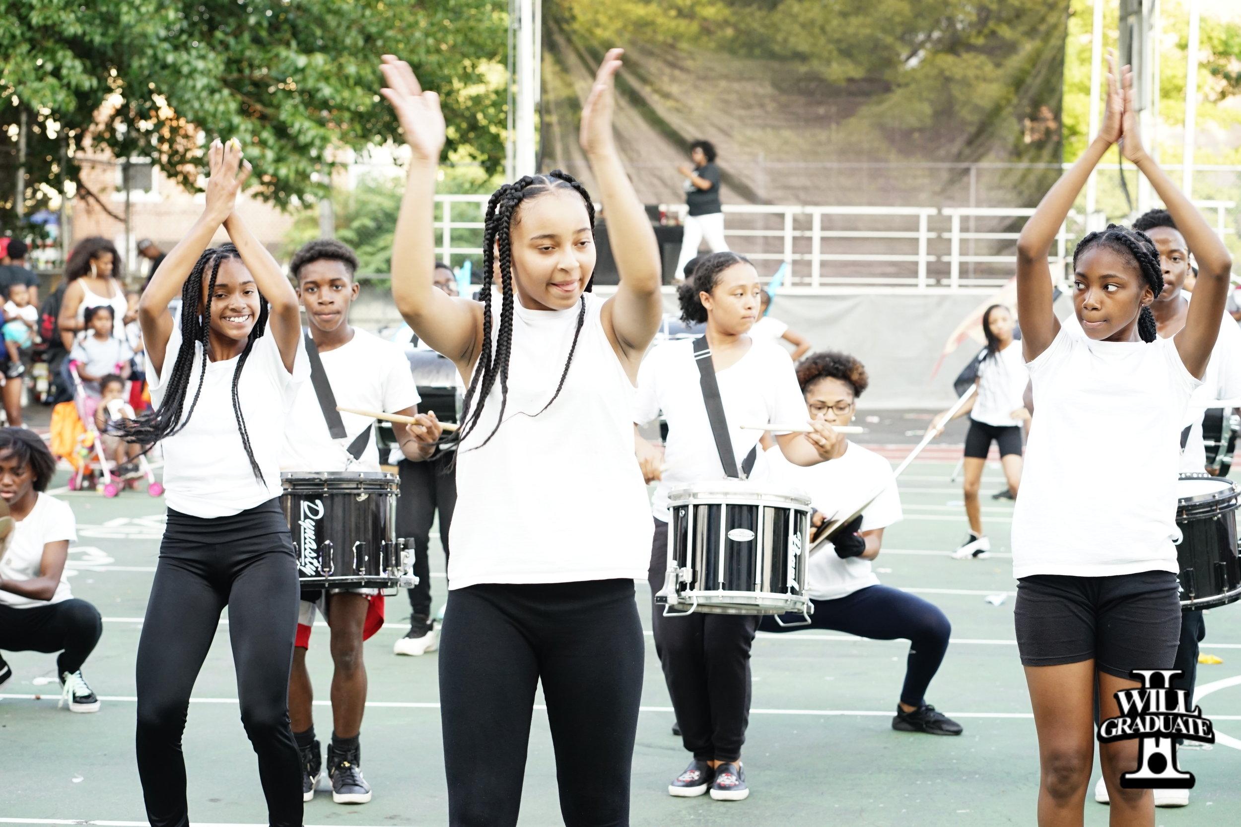 Marching Band - Dance Program