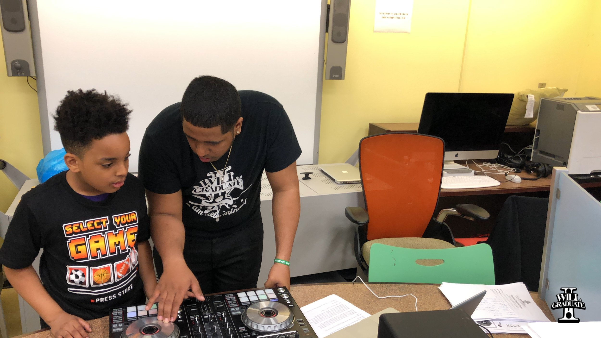 I WILL GRADUATE DJ Academy Program