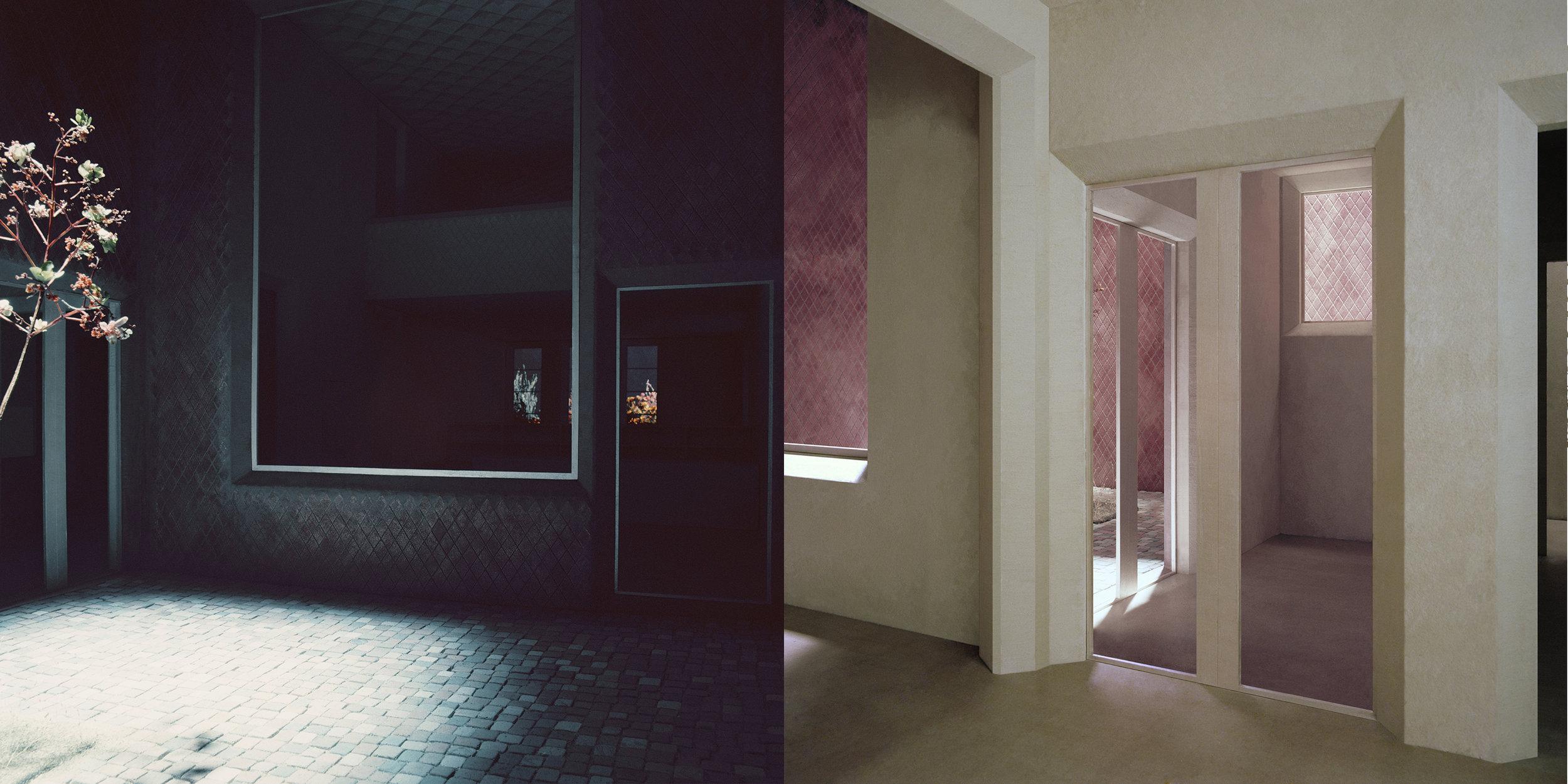 Vestibule, Francesca Torzo, copyright Z33, photo: Gion Balthasar von Albertini