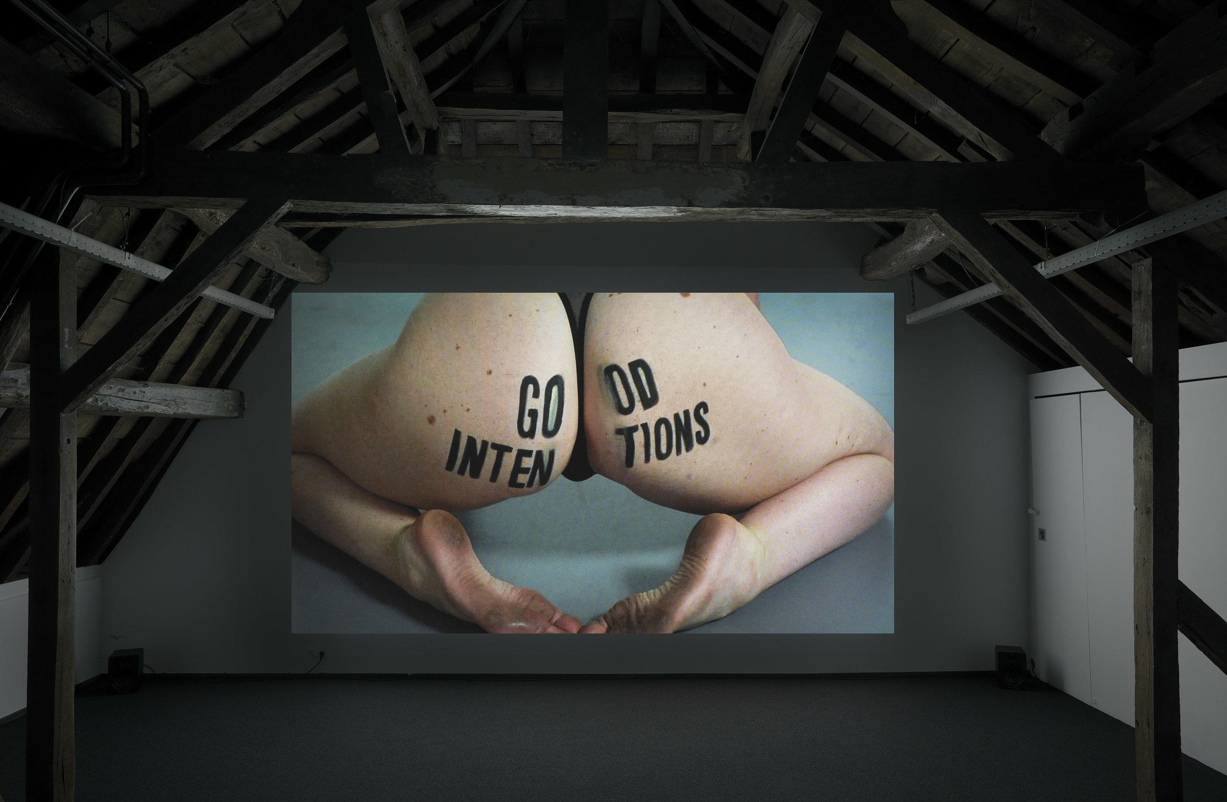 Liesel Burish, Good Intentions, 2018 – © Gert Jan van Rooij