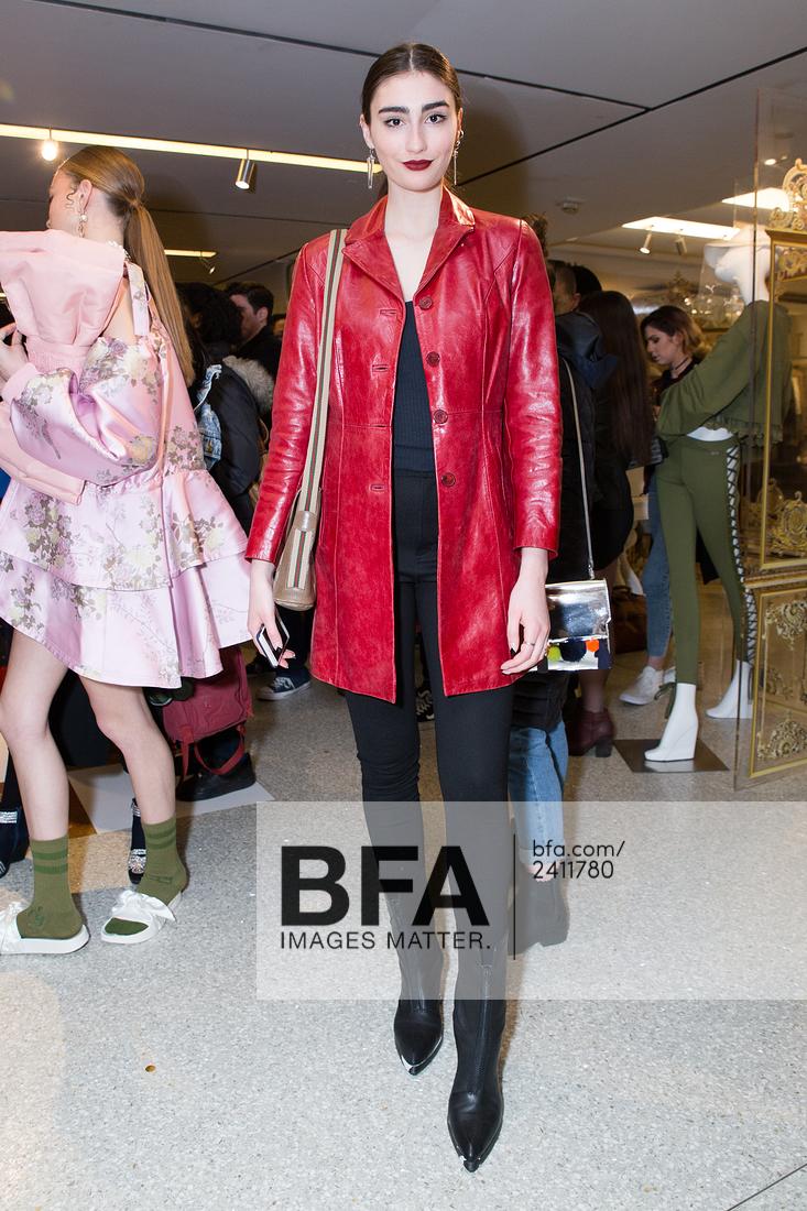 Fenty Puma SS17 : Launch Event at Bergdorf Goodman