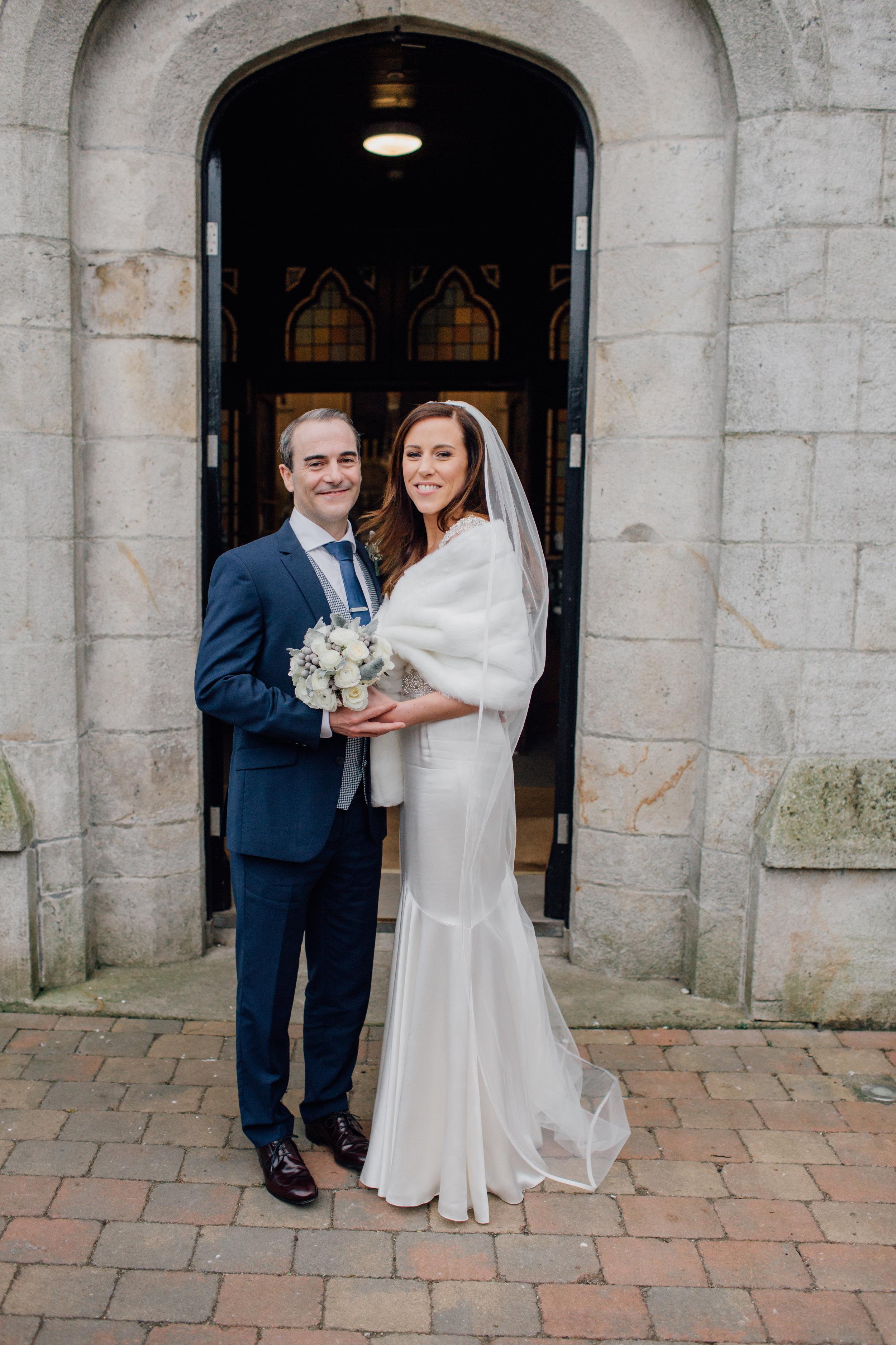 Mr and Mrs Finn