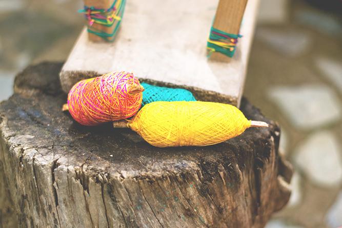 Pixan - Somos una federación de tejedores indígenas que viven en las tierras altas de Guatemala.