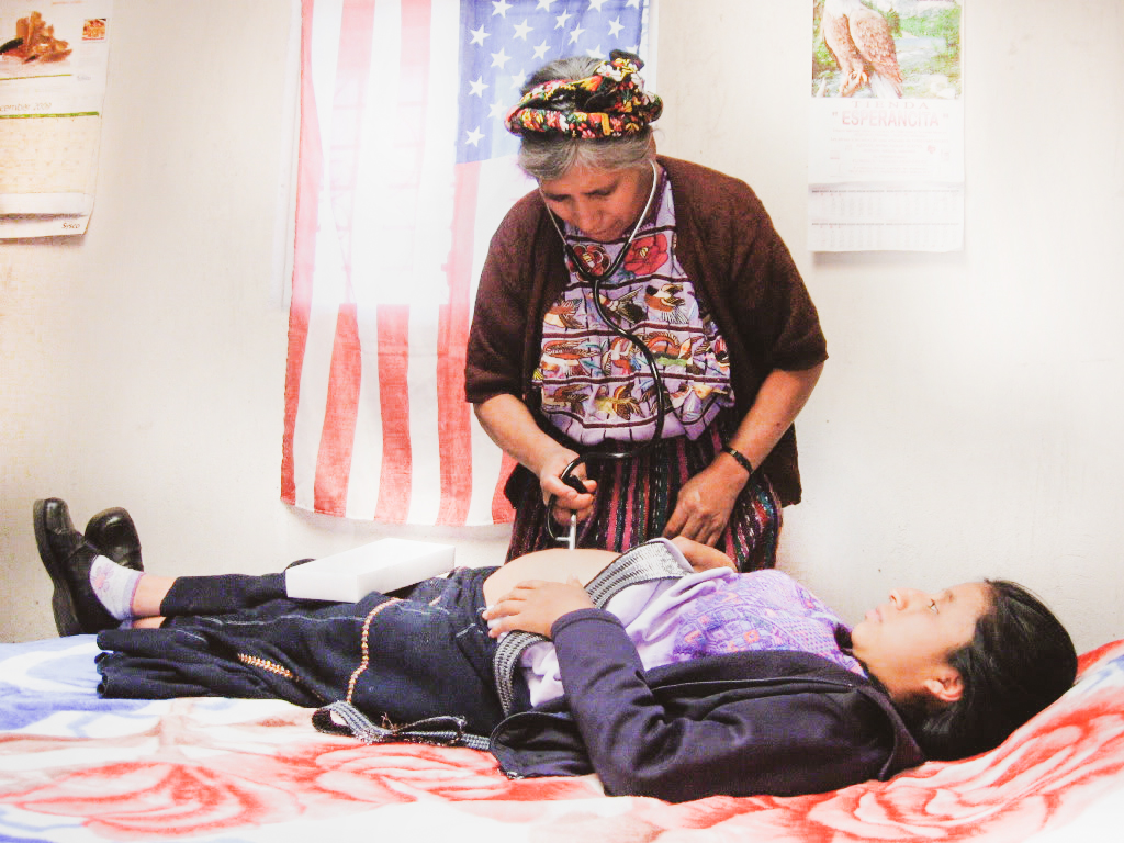 Mayan Health Program - This program allows us to reinforce appropriate and preventive Mayan medicine practices by harnessing our Mayan resources and knowledge.
