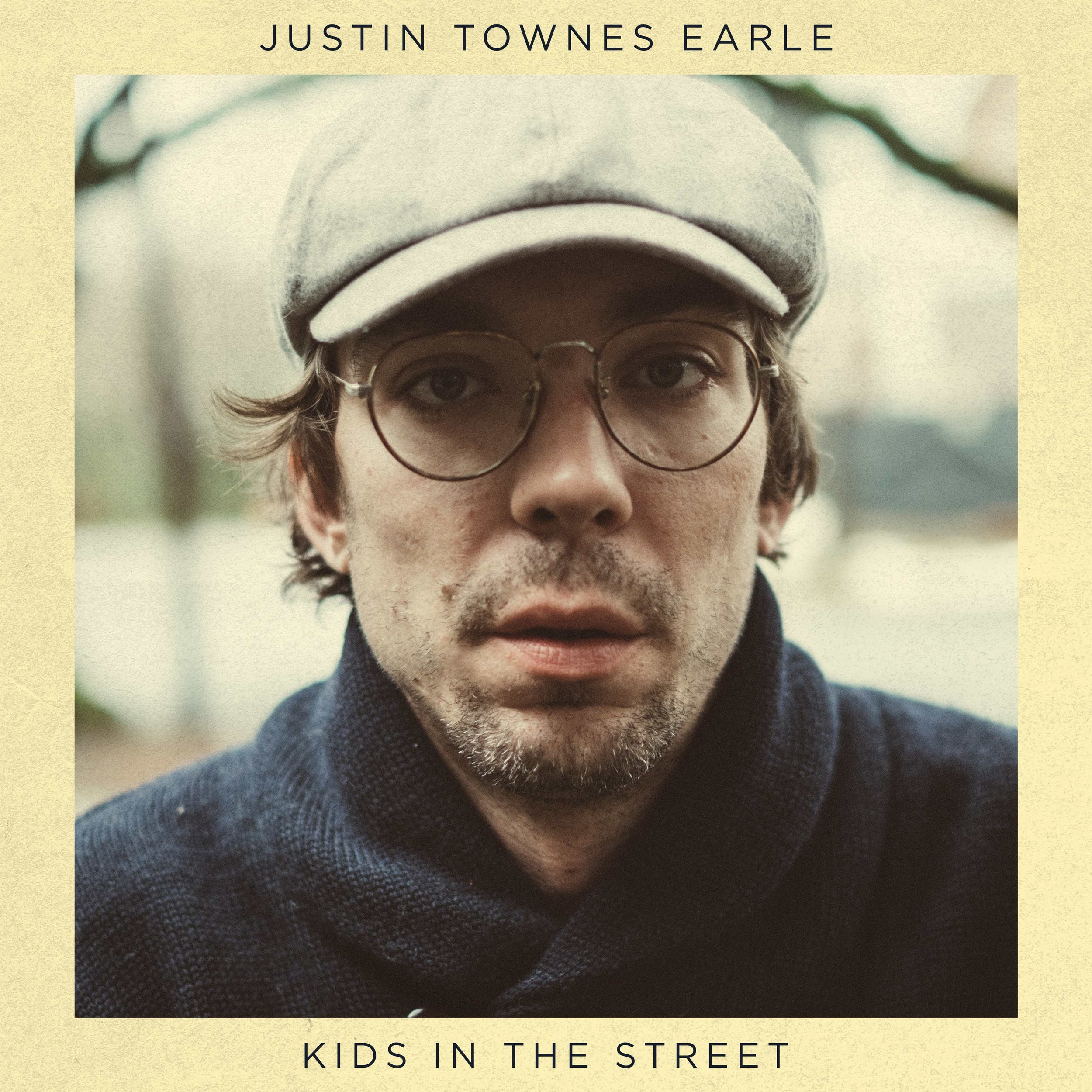 Justin Townes Earle Kids In The Street