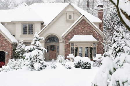 Get the Upper Hand With Heat Loss This Winter