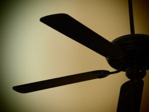 Use Ceiling Fans to Improve Cooling Efficiency