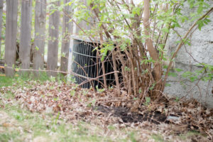 Protect Your Outdoor Unit from Falling Leaves