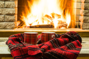 Do Fireplaces Efficiently Warm Your Home?