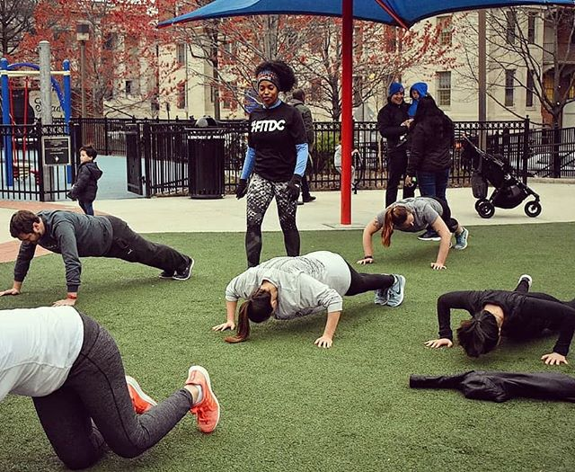 Happy Warm Winter....Grab a friend, toss on a long sleeve and get moving. It's a beautiful day, why not get an outdoor workout in! . . . And don't forget the Fresh Start 5K is on Jan 1st at 10AM.. It's FREE to register, click the link in my bio for more info. 🏃🏾♀️🏃🏾♂️🏃🏻♀️🏃♂️ #FITDC