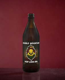 image courtesy Double Moutain Brewing Company