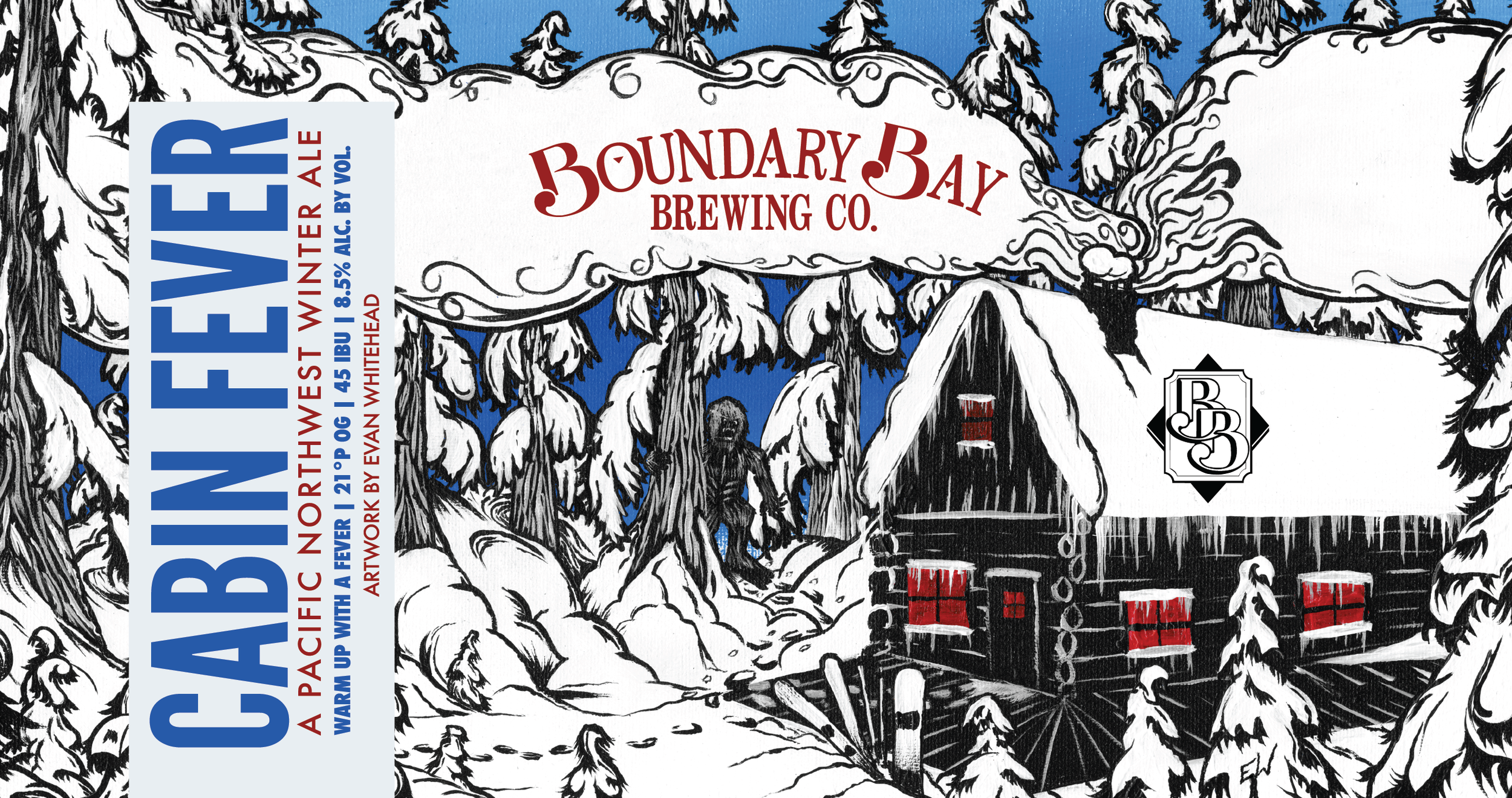 Boundary Bay Cabin Fever 2017 The Northwest Beer Guide
