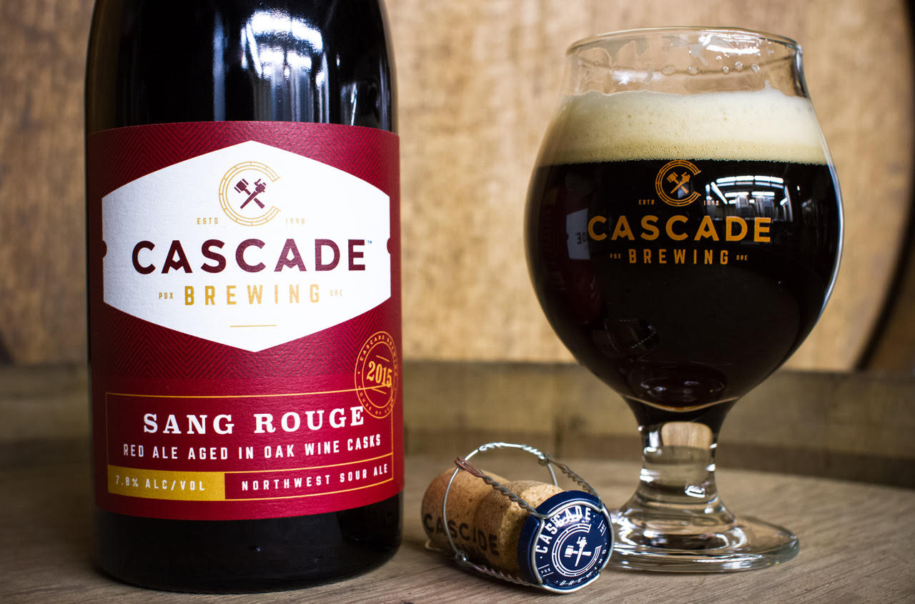 image courtesy Cascade Brewing Company