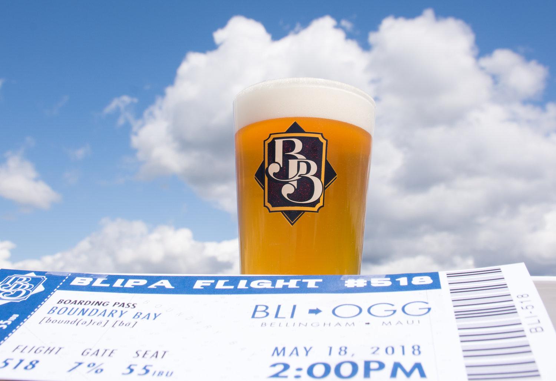 image courtesy Boundary Bay Brewing Company