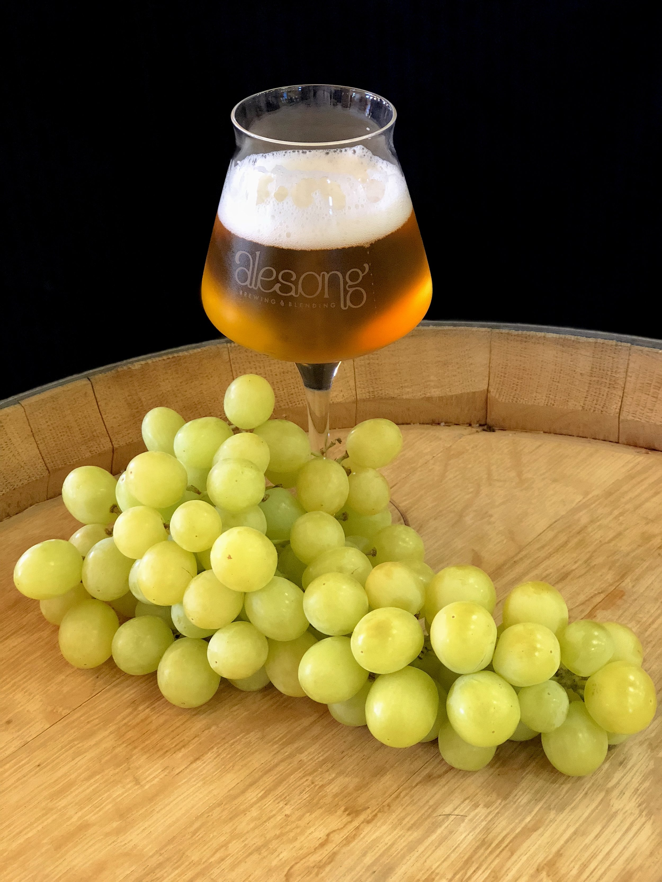 images courtesy Alesong Brewing & Blending