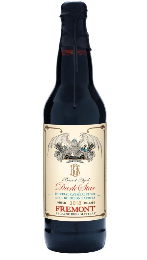 Fremont Bourbon Barrel-Aged Dark Star (BBADS) / © Fremont Brewing Company